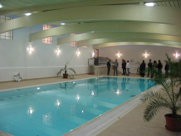 Úszómedence tér